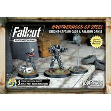 Fallout: Wasteland Warfare - Brotherhood of Steel Knight: Captain Cade Paladin