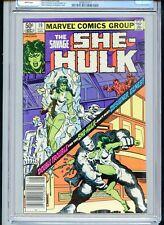 Savage She-Hulk #19 CGC 9.8 White 1981