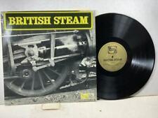 BRITISH STEAM Sonologue SL102 MONO  with inserts  NM-  LISTEN