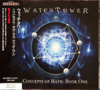 WATCHTOWER-CONSEPTS OF MATH:BOOK ONE-JAPAN CD E25
