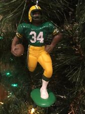 GREEN BAY PACKERS CUSTOM CHRISTMAS TREE ORNAMENT TERDELL MIDDLETON green jersey