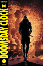 DC Comics Doomsday Clock #4 (of 12) Cover B Geoff Johns Bagged & Boarded INSTOCK