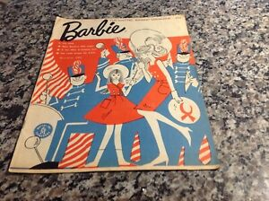 1964 BARBIE magazine...meet Skipper!