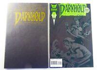 Marvel DARKHOLD (1993) #11 NM #15 VF BLACK COVERS SET Ships FREE!