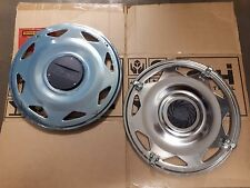 """Iveco Eurocargo Rear Wheel Covers 17.5"""" 8191381 (set of 2)"""