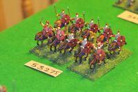 25mm roman era / roman - 10 cavalry - cav (53275)
