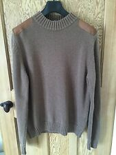 Barbour Tokito Beige Jumper Size XL but fits like L