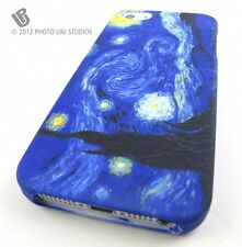 STARRY NIGHT VAN GOGH HARD SNAP-ON CASE COVER APPLE IPHONE 5 5S SE