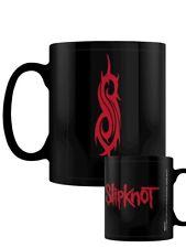 More details for slipknot panel mug knot logo coffee mug black