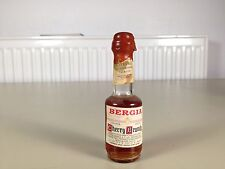Mignonnette minibottle non ouverte bergia cherry brandy