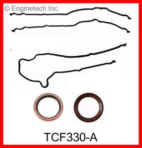 Enginetech Engine Timing Cover Gasket Set TCF330-A