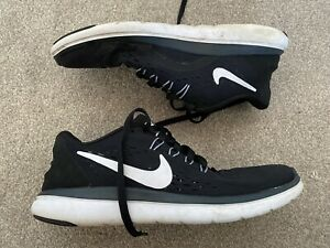 Nike Black Flex 2017 Free Run UK 4.5 EU 38 US 7Fitsole