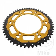 ZF Rear Sprocket 51T 520P ZFD-822-51-GLD Gold Sherco SE 250 R 2T Sixdays 2015