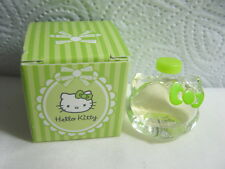 * HELLO KITTY VERDE * EDT 5 ML CON BOX