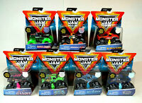 2019 Monster Jam Spin Master 1:64 Die Cast Monster Truck Assortment You Choose