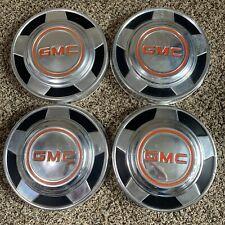 "4 1974-1987 GMC C15 Factory OEM Wheel Center Rim Cap Hub Lug Cover 10-1/4"" 937 Y"
