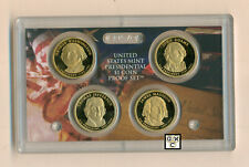 2007 United States Mint Presidential $1 Coin Proof Set of 4 Coin (OOAK)