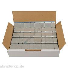 25 Bullone Pesi Adesivi Striscia Equilibratura 5g 4+10 G 4 Bordo di Uscita