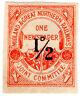 (I.B) Midland & Great Northern Joint Railway : Newspaper ½d (proof)