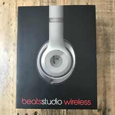Beats By Dre - Beats Studio Wireless Headphones Empty Box With Manuel And Cords