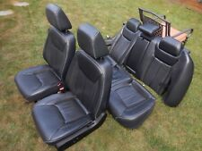2013 2014 CHRYSLER 300 C JOHN VARVATOS SEATS