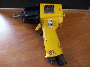 "URYU UX1000 Pusle Torque Wrench Gun 1/2"" Drive  Bolt & Nut Setter"