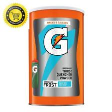 Gatorade Thirst Quencher Powder Frost Glacier Freeze Drink Rehydrate 76 Ounce
