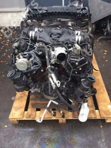 LAND ROVER RANGE ROVER VOGUE SPORT 4.4 TDV8 ENGINE COMPLETE 448DT