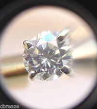 DIAMOND  SOLITARE .25 CT VS1 I-J 14K YELLOW and WHITE GOLD RING