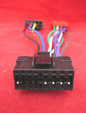CT21JV03 JVC 16 Pin Iso Wiring Harness SAME DAY POST Lead Cable Adapter Car Cd