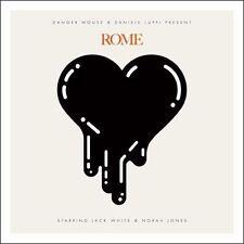 Rome by Danger Mouse/Daniele Luppi (Vinyl, Jul-2011, Third Man Records)