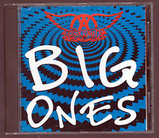 "AEROSMITH CD ALBUM ""BIG ONES"""