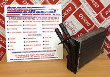 RADIATORE RISCALDAMENTO RENAULT CLIO II 1.2-1.4-1.6-1.5dci-1.9Dti 98> 7701044790