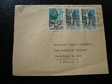 ALGERIE - enveloppe 1963 (cy11) algeria