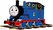 "Thomas the train wall sticker tank stick ups peel & stick border cut out 7"" inch"