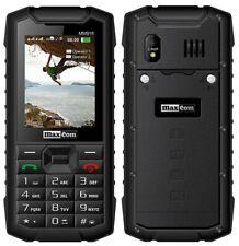 Outdoor/Berg/Bau Handy MaxCom Strong MM916 - IP67 wasser- / staubdicht Dual-SIM