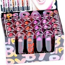Lipsticks Lip Stick The Balm Makeup 24Pcs 6 Colors Net 2.3g H119 Full Size China