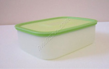 Tupperware Pak 'n Stor Container & Seal Green 2 Cups Brand New