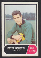 PETER BONETTI A/&BC-FOOTBALL 1973 BLUE BACK-#098 CHELSEA
