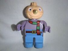 "Lego Duplo Bob the Builder RARE Genuine Naughty ""Spud"" Scarecrow HARD TO FIND"