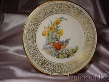 "New listing Vintage Lenox Boehm Birds Plate 10 3/4"""