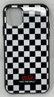 NWT VANS Off The Wall APPLE iPHONE 11 HARD CASE Ltd BLACK WHT CHECKERBOARD
