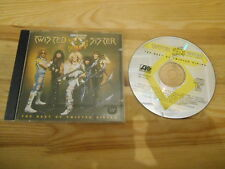 CD Metal Twisted Sister - Big Hits And Nasty Cuts (15 Song) ATLANTIC