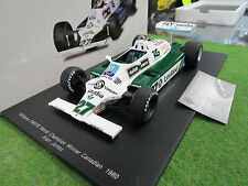 F1 WILLIAMS FW07B # 27 World Champion 1980 A. JONES 1/18 SPARK 18S117 formule 1