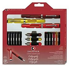 Sheaffer Classic Maxikit Calligraphy Fountain Pens Gift Set, Maxi Kit (73404)