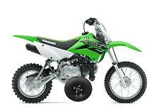 Kawasaki KLX110 KIDS TRAINING WHEELS ONLY Kawasaki KLX 110 motorcycle ALL YEARS