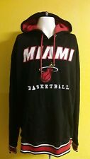 🔥MIAMI HEAT NBA BASKETBALL HOODIE JUMPER MEN - 3 XL