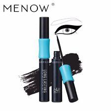 Menow Brand Liquid Eyeliner Waterproof Lasting No Blooming Makeup Beauty for Eye