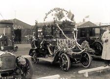 GN 201 1907 Wolseley Siddley Landaulette at Hendon Aerodrome c1913