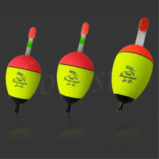 2PC Fishing Floats Electronic Light Bobber Fishing Float Plastic Floa Bite Buoy